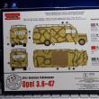 Opel 3.6-47(1/72)を作る