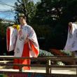 笠間稲荷神社の舞楽祭