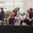 9月22日、うまんちゅ大集会に8000人が集まった!---週末は台風来襲、必ず期日前投票を!