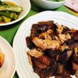 8・19・丸源ラーメン糖質カット麺と夜ご飯