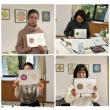 五反田のトリニティさんで神聖幾何学HaRe・Art初級クラス
