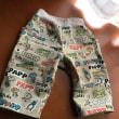 新小1のズボン。