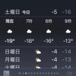 寒いですね