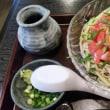 武蔵村山の「入清」さんでトマト蕎麦。交通事故、整体、産後調整なら「立川市のヒロ整骨院」