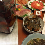 娘の北海道土産といただく夕飯
