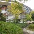 広島県福山市緑町公園屋内競技場外壁他改修工事