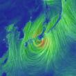 台風21号 ラン