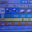 プロの矜持 その3「続・気象予報」