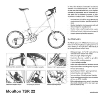 アレックスモールトン TSR-22