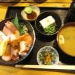鳥取駅前のスーパー居酒屋「大善」の海鮮丼