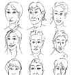 似顔絵クイズ22