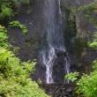 群馬県嬬恋村  大堀沢の滝