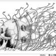 髑髏の中の髑髏 2018 / 5月25日(金)〜6月2日(土) <27日(日)定休> 26日(土)15時パーティー