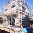 良い家を造って売りたいプロジェクト!いすみ市大原『 なんとなく中庭みたいなHOUSE 』⌂Made in 外房の家。は、引き続き大工工事順調進行中で床張り入りました!