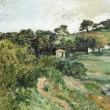 【知覚】の現象学 ポール・セザンヌ「風景」、1879年頃 ~ビュールレ・コレクション~