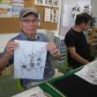 9月25日 第25回「はじめての水墨画 第23回」
