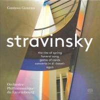 G.ヒメノ+ルクセンブルクフィル=ストラヴィンスキー「バレエ作品集」