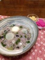 七草粥  2014年レシピ