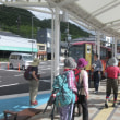 1 経小屋山(596m:廿日市市)登山  JR駅からバス利用で