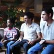 【蔵出しレポート】『Linha de passe』の役者4人のインタビューに成功!!