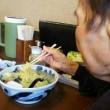 介護 ぶんちゃんハルちゃん、、内科の診察日で、、ラーメン食べてきた