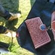 携帯カバー&携帯ホルダー!