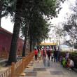 北京 お散歩 天安門