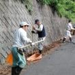 春の530運動 大洞峠道づくり作業