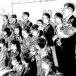 河合第三小学校卒業式に出席