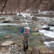 2018-03-18奥飛騨へ釣りに