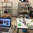 今日のK-Lab研究室
