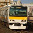 2018年2月23日  総武線  平井 E231系A540編成