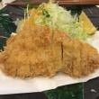 5月18日(金)高田馬場でとんかつを食う
