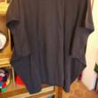 海島綿つぶつぶ天竺・ゆったり袖の半袖Tシャツ~KAMISHIMA CHINAMIの新作