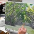 「絵画Ⅰ、Ⅱ」講座のご紹介