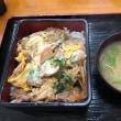 あしたば食堂の大江町産のやまがた地鶏の親子丼・900円☆