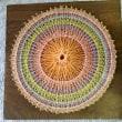 暮らしのクラフト展 出展者紹介 ⑦ 糸掛け曼荼羅・マクラメ編み かのんさん