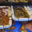 チョンガク周辺の飲食街