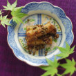 和食・牛蒡の山椒煮