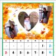 9/6 Wordでカレンダーを作ろう。写真のトリミング。段落記号を使ってカレンダーを作成