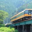 大井川鐵道・・・鉄ちゃんシリーズ・・・家山川橋梁を元近鉄16000系がゆく