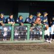 【道クラブ結果】 vs トランシス、小樽野球協会