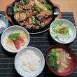 小鉢定食、いや、肉野菜炒め定食・・・大衆食堂炊屋の春メニュー・・・