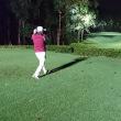 我が大切な友人 通称 モモタローさんのラストラン!!楽しいゴルフでした。