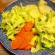 こんな日は温野菜