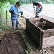 ●6/10 大久保農園報告 ネギ植え