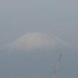 昨日の午前中の10℃台(午後は湘南は11℃) 今日は午後は快晴で19℃へ 桜貝探しと午後の食事会 富士山早朝と夕暮れに(雪少ない)