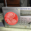 Grundigの短波ラジオ