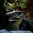 神秘の中津渓谷