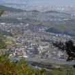 まち歩き西1008 京都市内の眺め 西山から